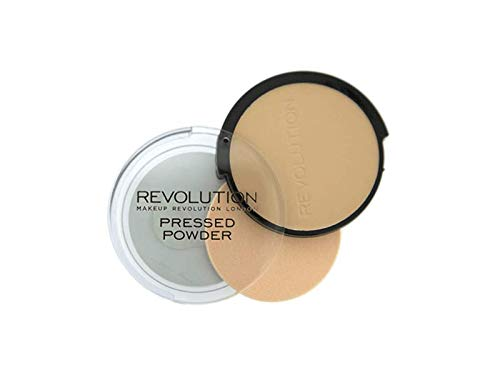 Makeup Revolution Pressed Powder Translucent Puder prasowany do twarzy 6,8g