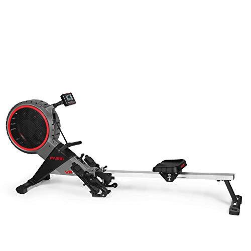 Fassi VR720 Vogatore Professionale con Sistema Frenante Magnetico e Aria