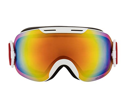 Red Bull Skibrille Slope Unisex (002)