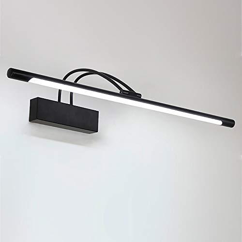 KTOL Rústico Lámpara de pared Pipa de agua Lámpara, Industrial Diseño Luminarias de pared Portalámparas e27 Hierro Parajado Negro mate Para Pasillo Café Club-D
