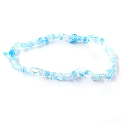 2Pcs Natural Colorful Gem Stone Bracelet Chip beads Nuggets Shell Crystal Coral Quartz Bracelets Bangles For Women Jewelry