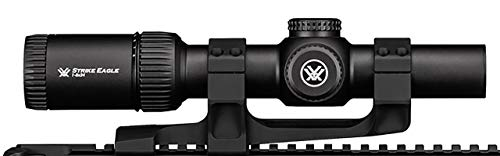 Learn More About Vortex Optics Strike Eagle 1-8x24 Second Focal Plane Riflescope - BDC2 Reticle (MOA...