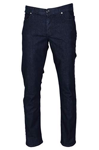 ALBERTO Herren Jeans Pipe Regular Slim fit leichte Qualität 38/32