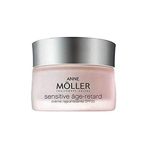 Anne Möller Sensitive Age-Retard Crème pour Visage Spf20 50 ml
