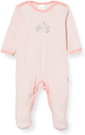 Schiesser Baby-M/ädchen Puppy Love Anzug mit Vario Fu/ß Zweiteiliger Schlafanzug