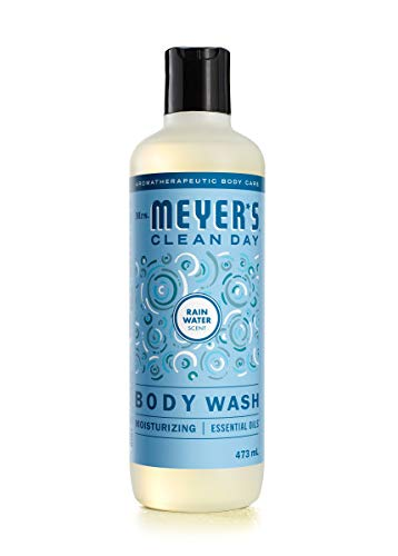 Mrs. Meyer's Clean Day Moisturizing Body Wash for Women and Men, Cruelty Free and Biodegradable Shower Gel Made with…
