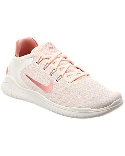 Nike Wmns Free RN 2018, Zapatillas para Mujer, Multicolor (Guava Ice/Rust Pink/Sail/Pink Tint 001), 43 EU