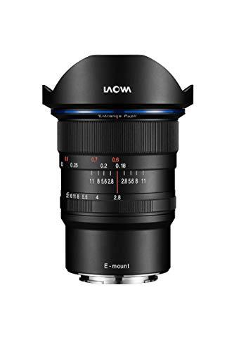 laowa 12mm f/2.8Zero-d Sony FE Lens (Wide,...