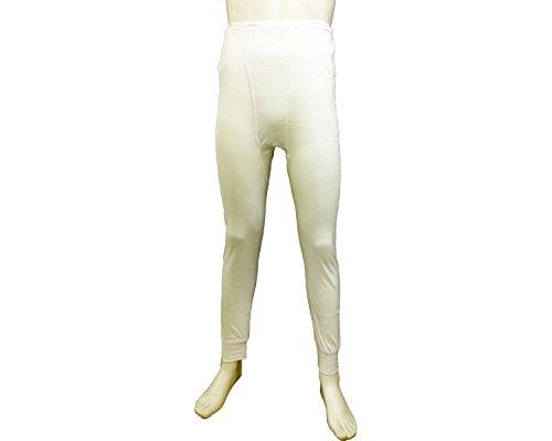 国産純綿紳士用ズボン下 LL PC-122 (神戸生絲) (健肌着)
