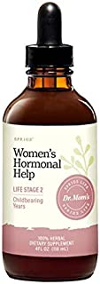 Sprigs Life Women's Hormonal Help- Life Stage 2 Specially formulated for Girls Becoming Women (Life Stage 2)