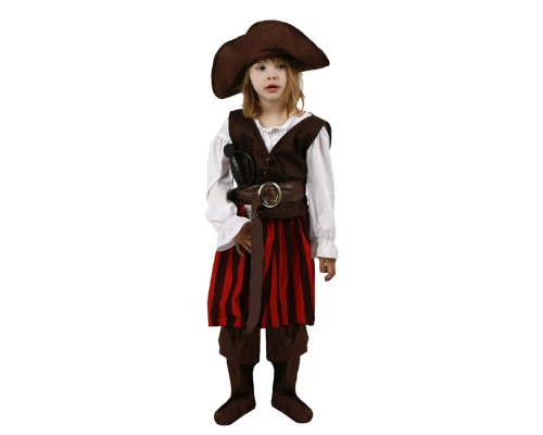 Atosa 94417 – Habillage Pirate Rayures