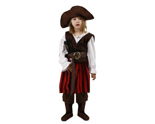 Atosa 94417 – Habillage Pirate Rayures