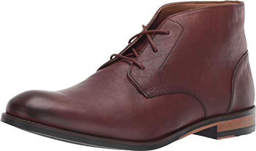 Clarks Flow Top British Tan Leather 10.5