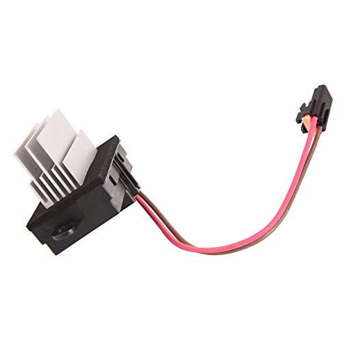 Bapmic 6GSH19E624AA Heater Blower Motor Fan Resistor for 2003-2007 Hummer H2