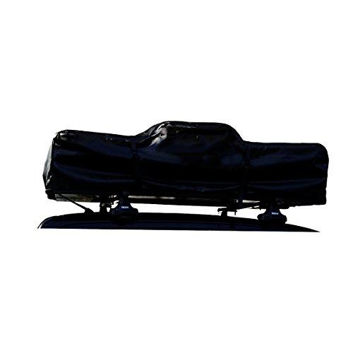 horntools Dachzelt Abdeckung schwarz passend für Dachzelt 165cm ohne Aufschrift