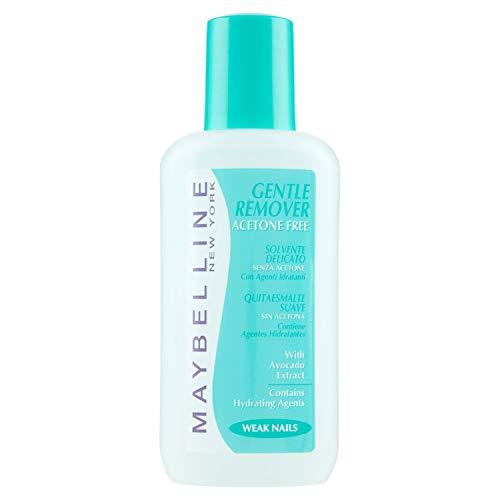 Maybelline New York Solvente Gentle Remover, Delicato sulle Mani, 125 ml