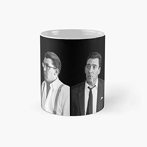 Kray Twins Mug Classic   El mejor regalo divertidas tazas de café de 325 ml