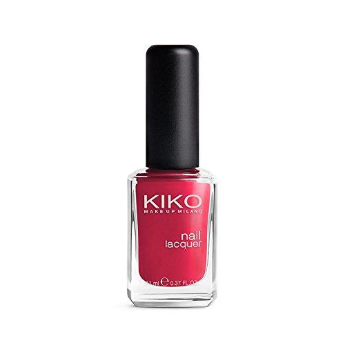 Kiko Make Up Milano Nail lacquer Nagellack Nr. 362 Poppy Red Inhalt: 11ml Nail Polish Nagellack.