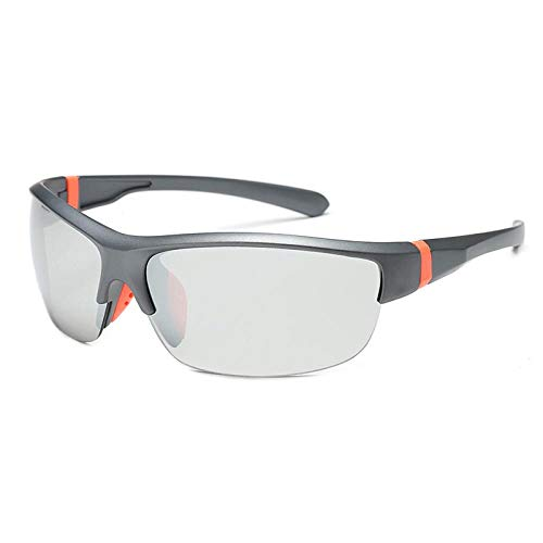 Gafas de Ciclismo Sunglasses Gafas De Sol De Pesca Uv400 Antideslumbrantes Hombres Mujeres Conducción Senderismo Gafas De Camping Deportes Al Aire Libre Escalada Correr C