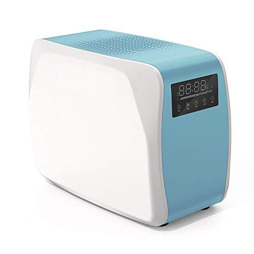 JXTBFQ Generador de ozono Industrial, desodorizador portátil de 10,000 MG/h, generador de ozono purificador de Aire de Gran Capacidad para hogares, Habitaciones, hoteles y Granjas-Azul