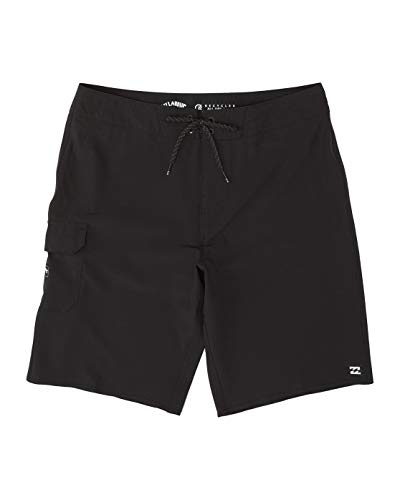 BILLABONG Herren All Day PRO Shorts, Black, 28