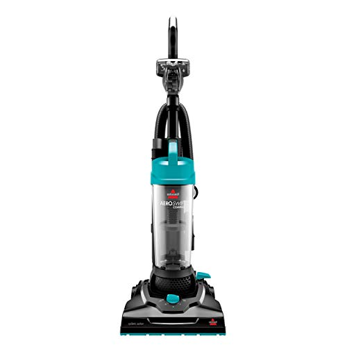 BISSELL Aeroswift Compact Vacuum Cleaner, 26129, 24619, Teal