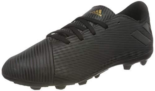 adidas Nemeziz 19.4 FxG J Chaussures de Football Unisexes pour Enfant - - Schwarz, 36 2/3 EU