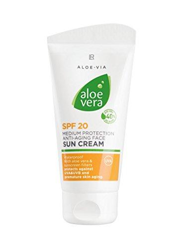 LR Aloe Vera Anti-Aging Sonnencreme LSF 20