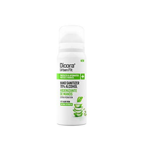 Dicora Urban Fit® Hand Sanitizer Spray Aloe Vera 75Ml