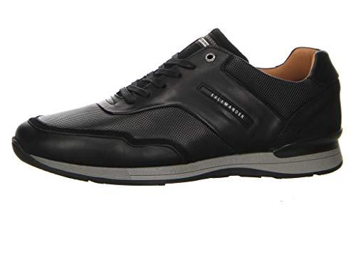 Salamander Herren Sneaker Avato schwarz Gr. 43