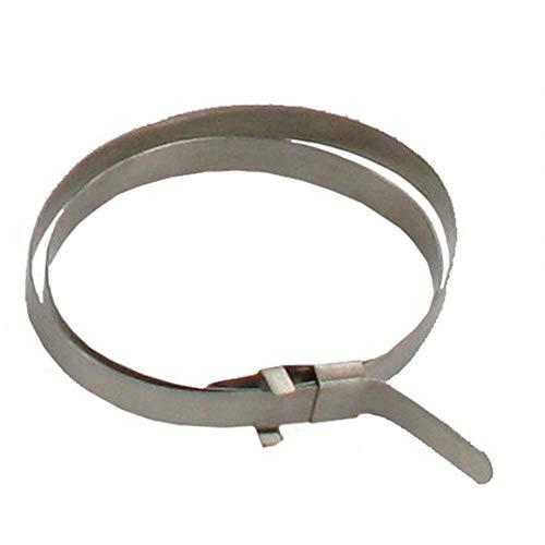 SKF Manschettenschelle Metallspannband Universal 5mm breit 7316576725821