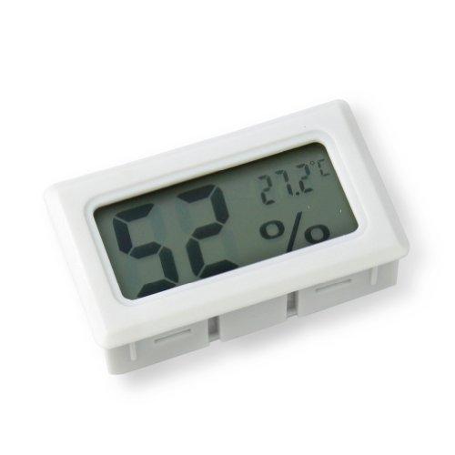 nouveau LCD Thermomètre Hygromètre digital Sonde Testeur Humidité Température