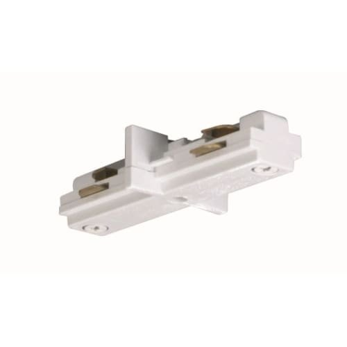 Nuvo TP144 Mini Straight Connector, White