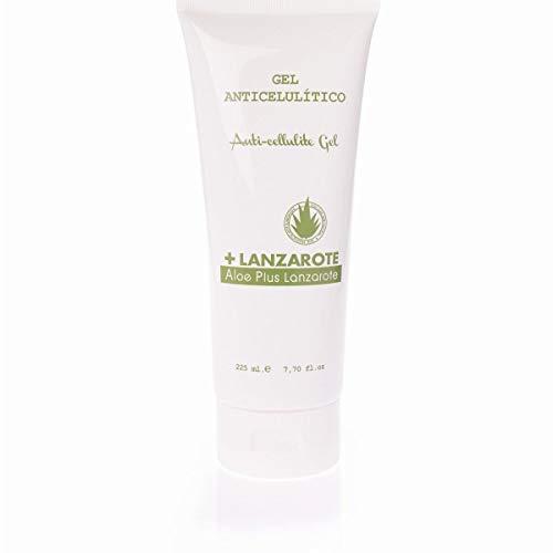 Aloe Plus Lanzarote.Aloe vera gel anticelulítico 225 ml