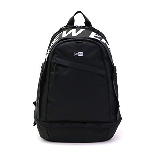 (ニューエラ) NEW ERA リュック 31L スポーツパック PRINT LOGO ブラック ONE SIZE