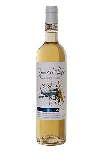 6 bottiglie vino bianco Greco di Tufo 2019 DOCG 0,75lt 13% alc./ 6 bottles white wine Greco di Tufo 2019 DOCG 0,75lt