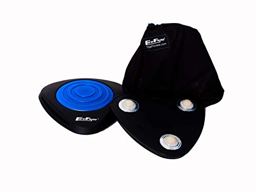 Core Flyte Pro V2 - Increase Athletic Performance, Build a Rock-Solid Core & Activate More Muscle (Pair, Carrying Case + Workout Guide) by Flyte Fitness