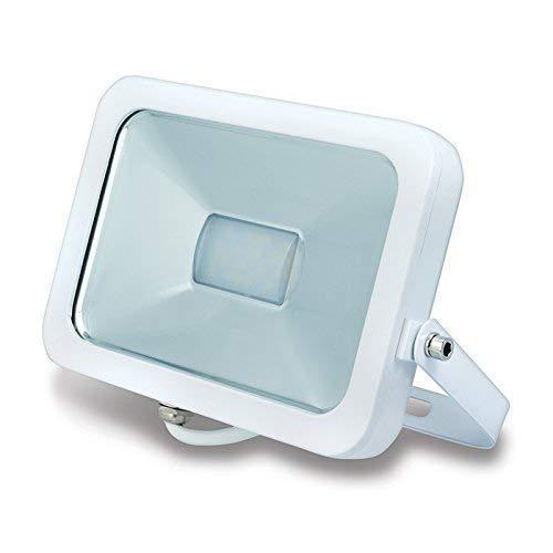 LED-Scheinwerfer Außenstrahler 20W warmweiß 1800 Lm Wasserdichter Gartenscheinwerfer IP65 Außenwandstrahler Weißlicht