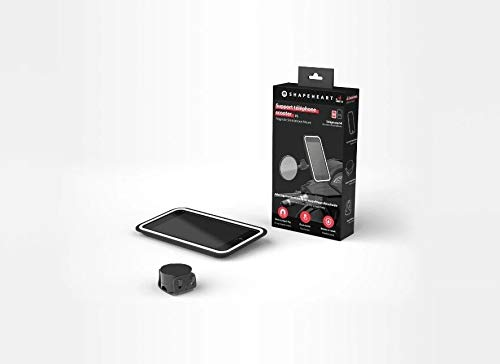 Soporte Movil Magnético para Scooter, Talla M, Smartphone hasta 15 cm