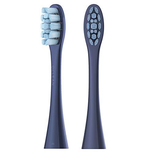 kowaku 2x Cabezales de Cepillo de Eléctricos de Repuesto Oral Automatic Sonic para Oclean X Pro - Azul