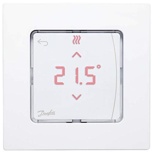 Devi Danf. Icon #088U1082 Ap - Termostato de Ambiente con Pantalla e Infrarrojos