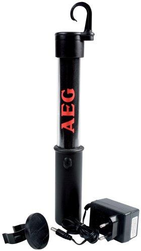 AEG 005100 Lampe de Travail à LED, Baladeuse magnétique et Rechargeable
