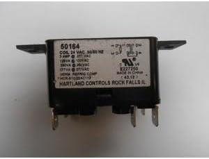 HARTLAND CONTROLS HCR-51CQ2AC113 SPDT SWITCHING RELAY 24/50-60
