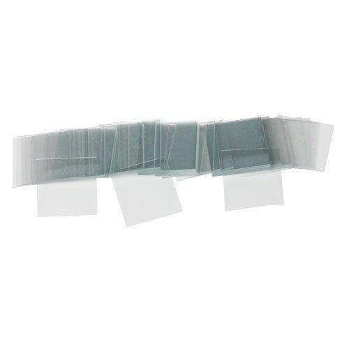 Glass Microscope Cover Slips - 100/ Box