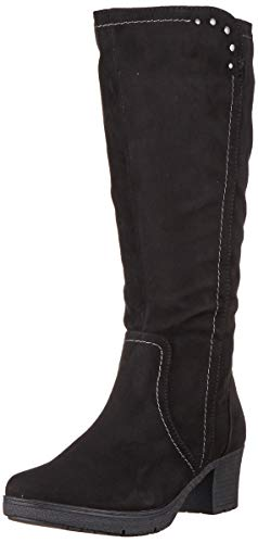 Women's Suede Boots Soft Line by Jana 8 8 25662 21