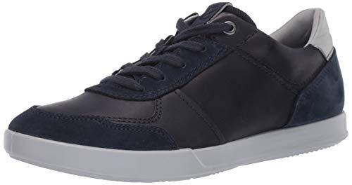 Ecco Herren COLLIN2.0 Sneaker, Blau (Marine/Night Sky/Concrete 52005), 46 EU