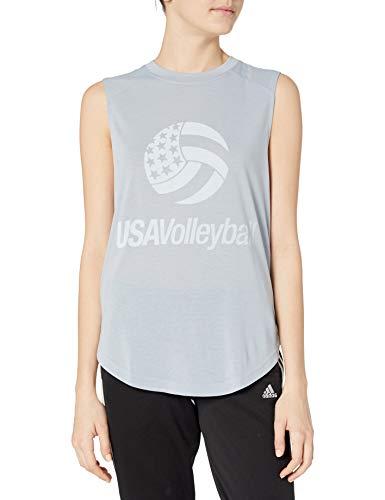 adidas Camiseta sin Mangas Usav para Mujer