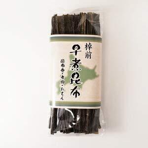 北海道産 棹前早煮昆布 250g
