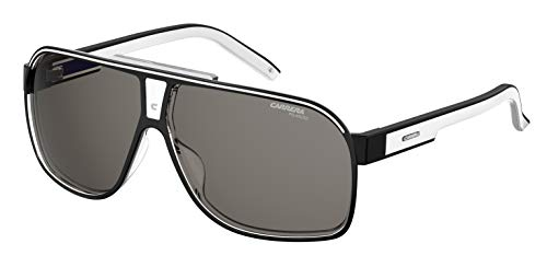 Sunglasses Carrera Grand Prix 2 /S 07C5 Black Crystal / M9 gray cp pz lens