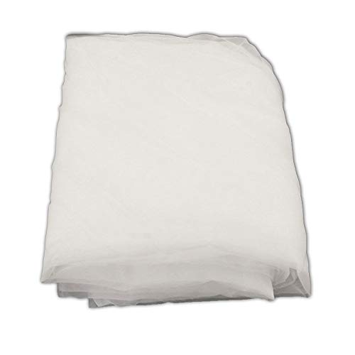 INTBUYING 3 Yards 110 Mesh 63Inches(1.65m) Width Silk Screen Printing 3 Yards 110 mesh(43T)